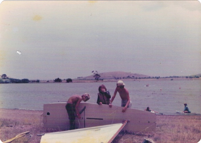 1977 Lake Learmonth Aust Sailfish Championships