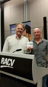 Sailfish - Ian and Peter at ICWDR 2018